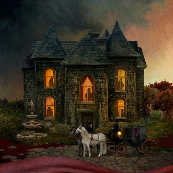OPETH DEBUTS NEW SINGLE WITH NEWS OF ALBUM RELEASE DATE  - Overdrive