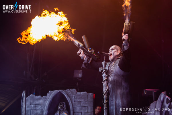 REVIEW - BLOODSTOCK DAY 2 - 09 08 19 - Overdrive
