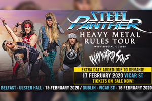 steel panther royal slider